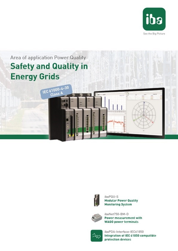 Safety and Quality in Energy Grids